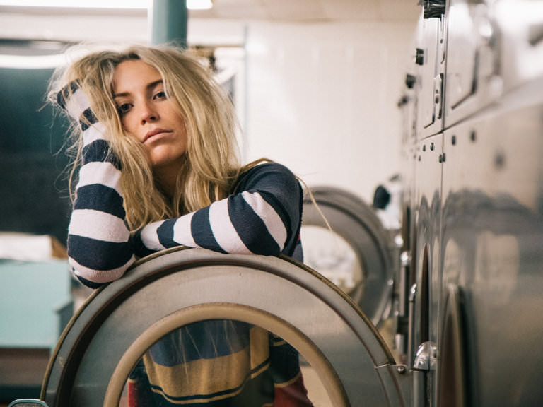 How to Tackle the Never Ending Laundry Pile