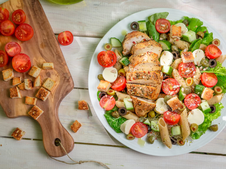 5 Day Low Carb Meal Plan for Families
