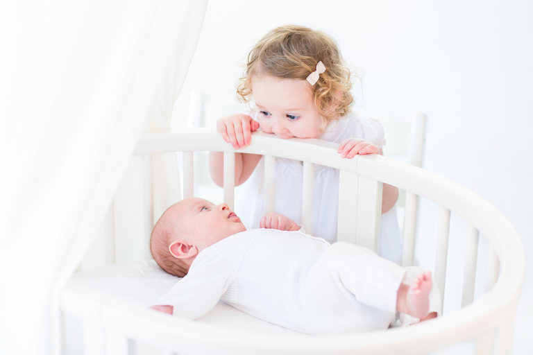 How to Make Life Easier with 2 Babies Under 2