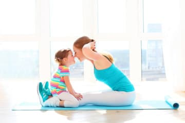 How to Add Fitness and Stay Active as a Busy Mom