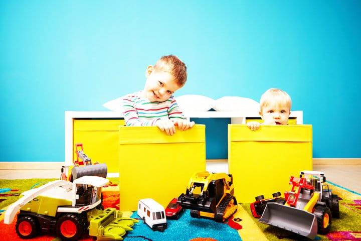 9 Survival Tips For Raising Toddler Boys
