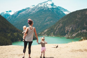 5 New Moms Tips from a Military Spouse