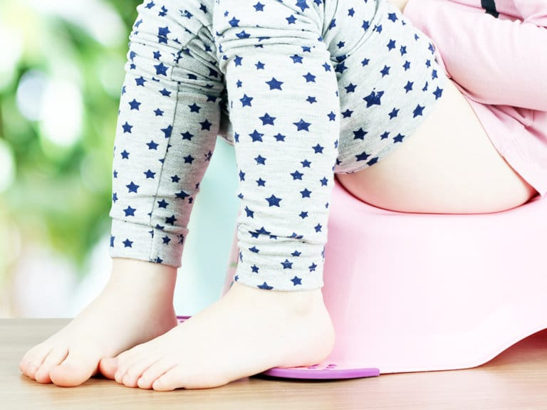 How I Potty-Trained My Toddler In Less Than A Week
