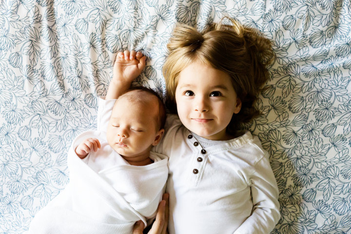 How Moms Can Make the Transition From One to Two Children Easier