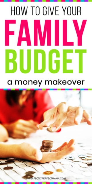 5 easy ways to give your family budget a money makeover