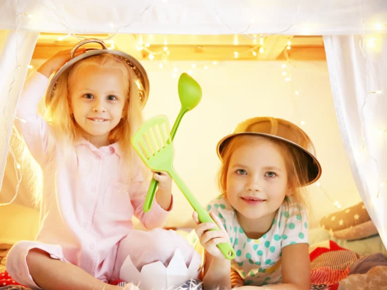 20 Rainy Day Activities to Do With Kids
