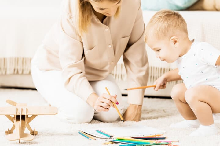 How to Do Preschool Activities at Home (Without Spending a Dime)