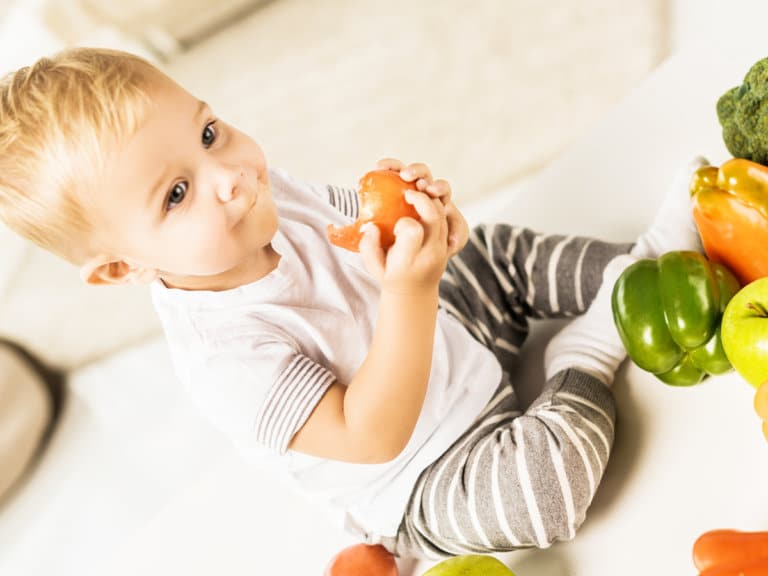 How To Raise a Healthy Child Starting With 3 Easy Steps