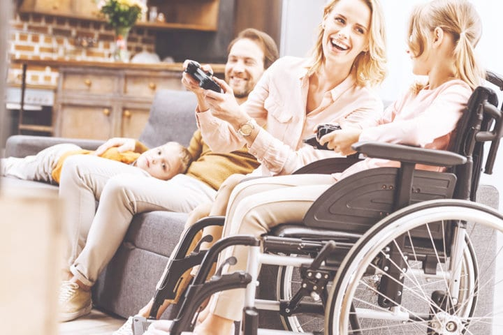 How a Child Disability Improves Your Parent Relationship
