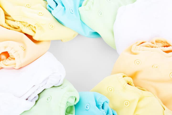 7 Things I Wish I Knew Before Starting to Cloth Diaper