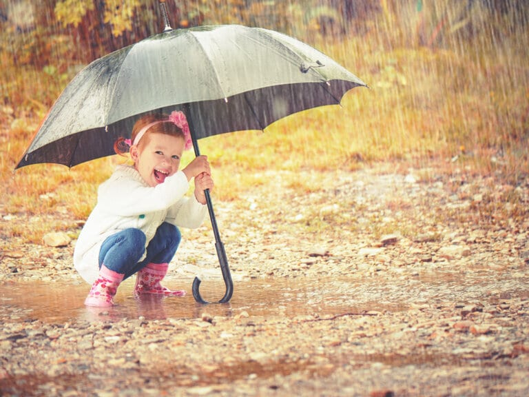 4 Ways to Get Your Toddler Interested in Nature