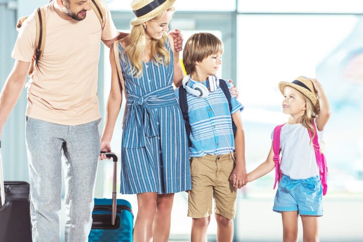 12 Ways to Make Traveling with Kids Stress-Free