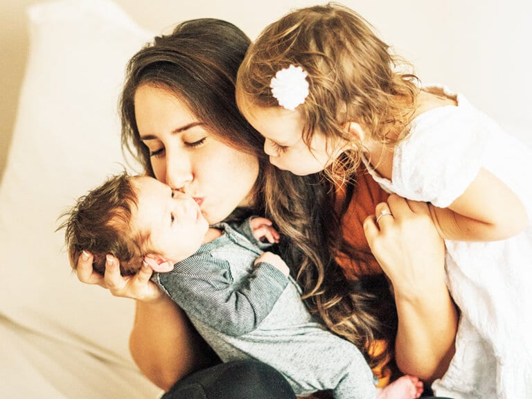 6 Easy Ways To Be A Fabulous Mom (& Not Feel Guilty About It)