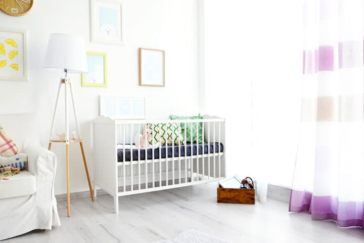 How to Avoid Clutter and Waste When Setting Up the Nursery