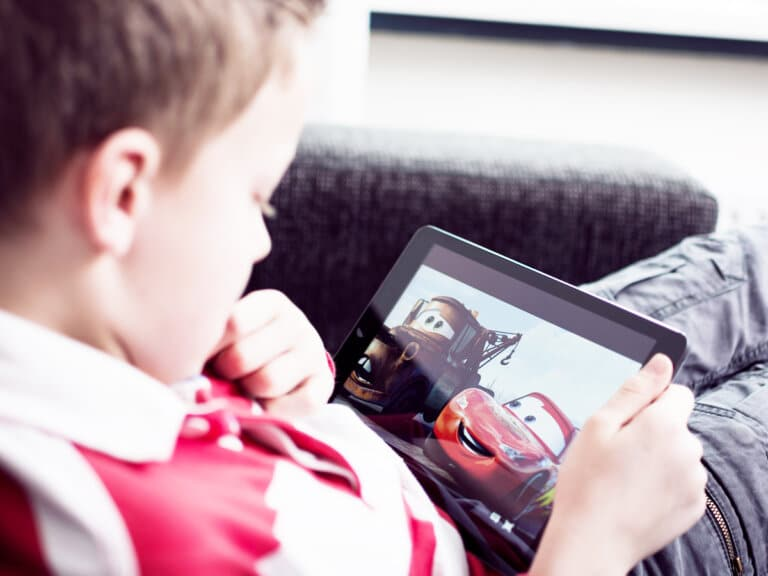 Why I Encourage Screen Time