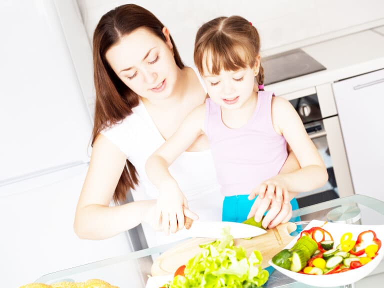 Fun and Engaging Ways to Make Your Kids Love Salad