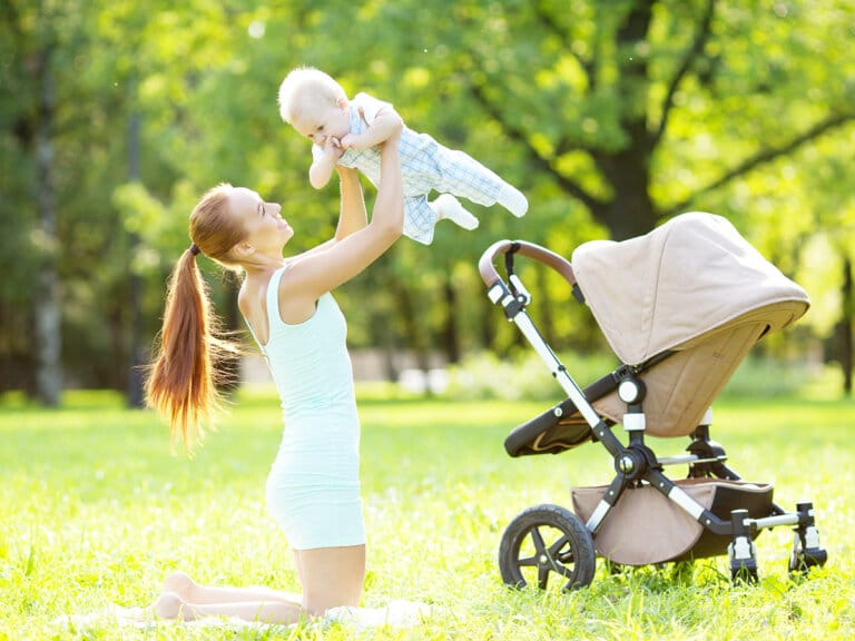 What a Reversible Stroller Is and Why You Need One