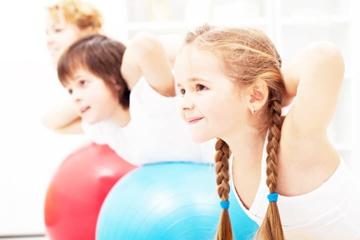 How Busy Moms Can Workout with Their Kids