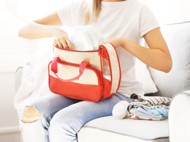 Diaper Bag 101: What to Pack When Packing for Two