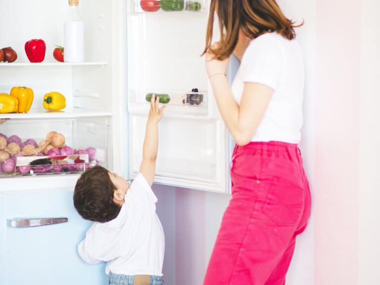 How to Easily Organize your Refrigerator (And Feed Your Family as a Busy Mom)
