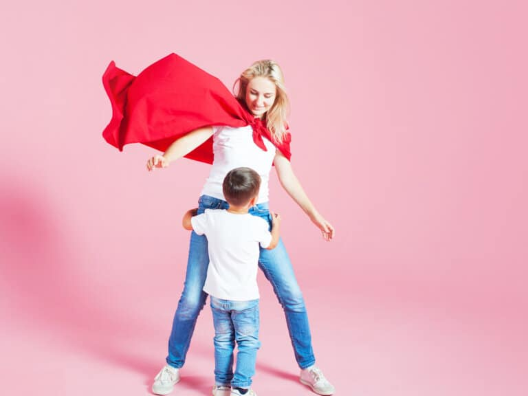 Moms Are Superheros : Here's Why