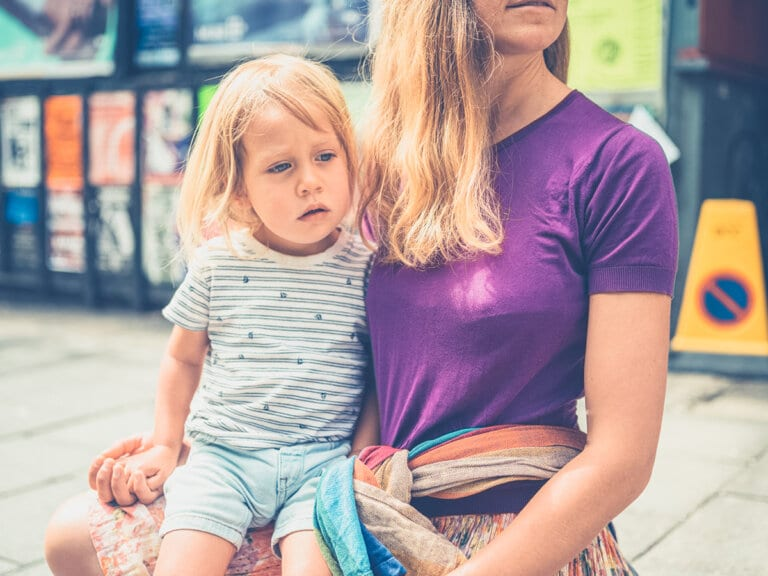 Toddler Tantrums And Doing Nothing About It