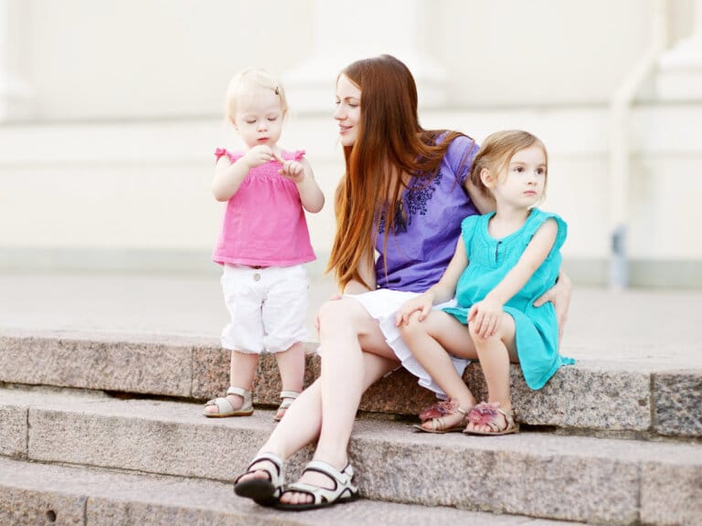 A Personal Story of Being a Successful Single Mom