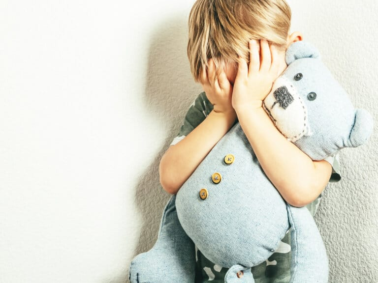 How to Deal With Your Child's Mood Swings
