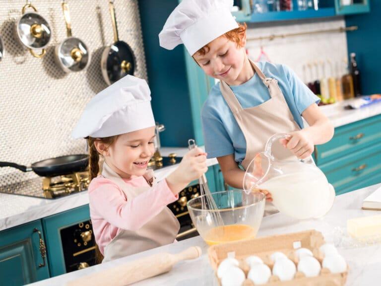3 Fun Ways To Get Your Kids in the Kitchen