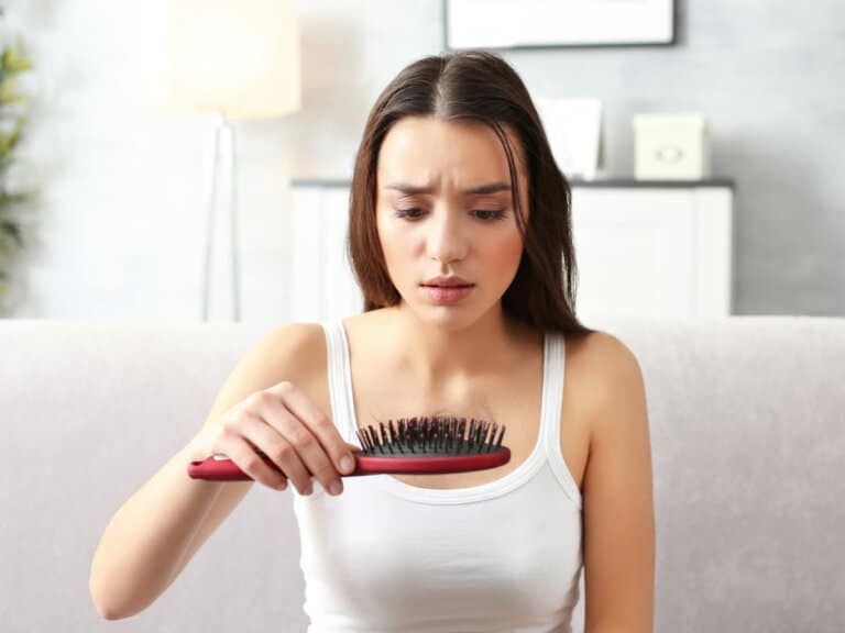 How To Prevent and Treat Postpartum Hair Loss