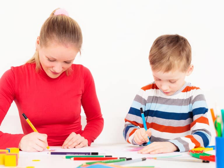 How to Organize Homeschool Supplies If This is Your First Time